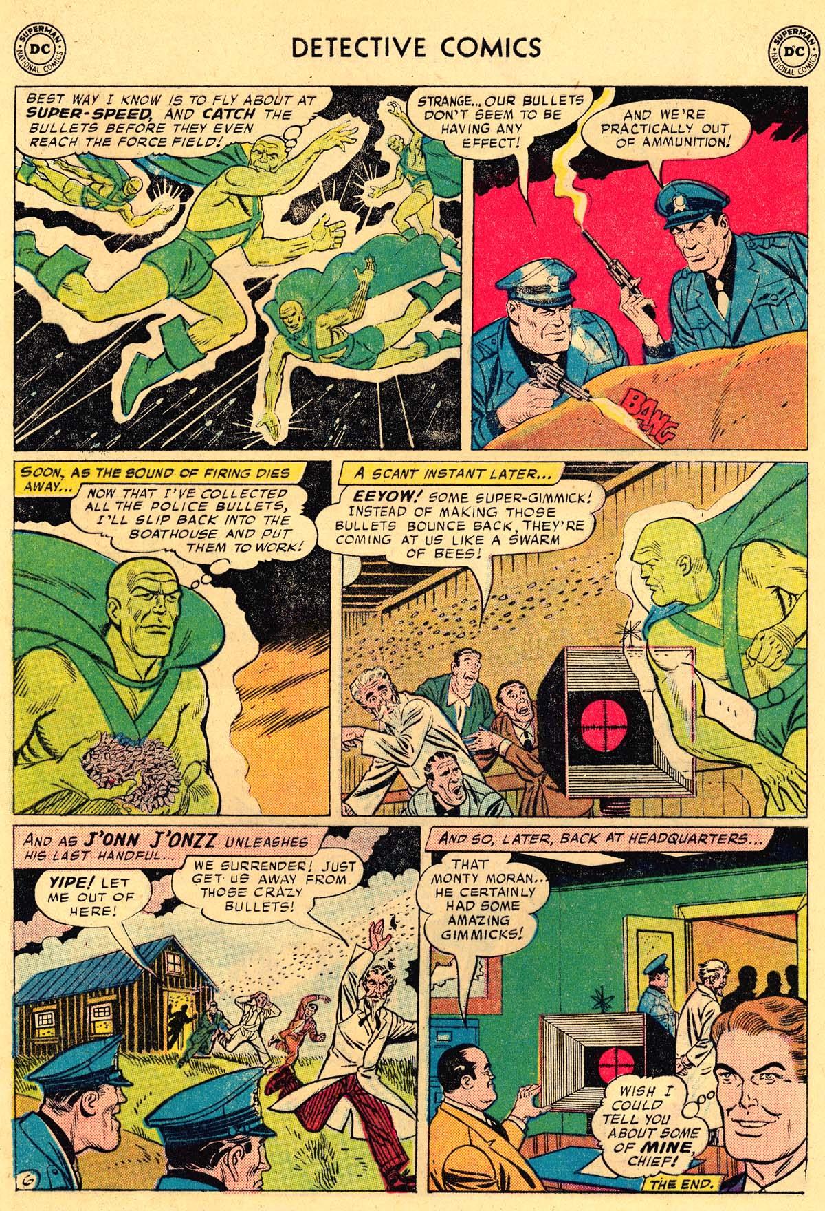 Detective Comics (1937) 259 Page 31