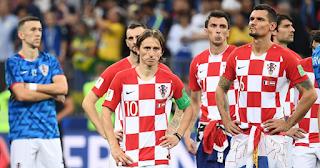 Οι παίκτες της Κροατίας καταγγέλλουν πως η χώρα τους διοικείται από μια εγκληματική οργάνωση