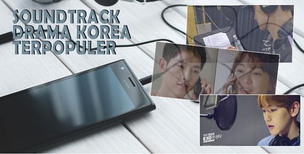 soundtrack drama korea populer
