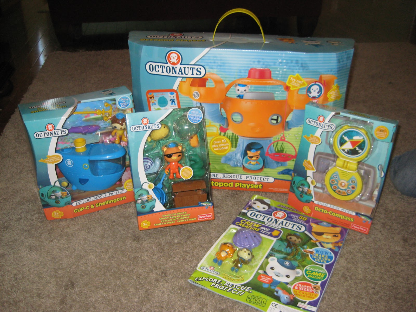 Let The Adventures Begin With New Octonauts Toys Momma