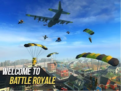 Grand Battle Royale: Pixel War 3.3.7 Apk + Mod Money Untuk Android 2019