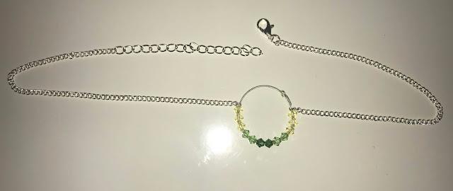 diy black panther choker necklaces