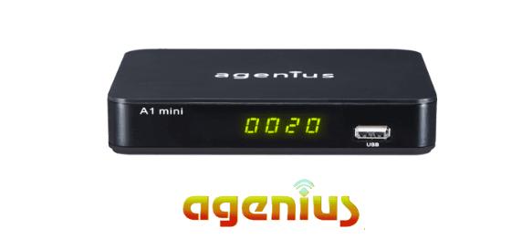 Agenius A1 Mini Nova Atualização V008 - 22/11/2018