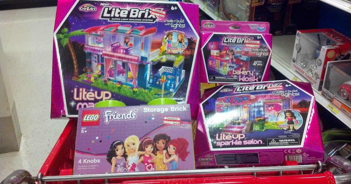 Extreme Couponing Mommy Lego Friends Litebrix Clearance