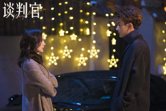 Negotiator c-drama Yang Mi ZTao