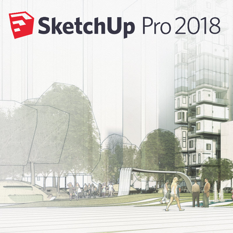 sketchup 2018 full crack + vray