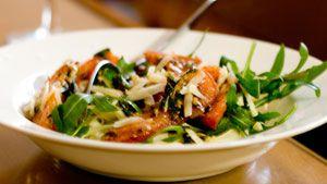 masakan bersayur, menambah masakan dengan sayur