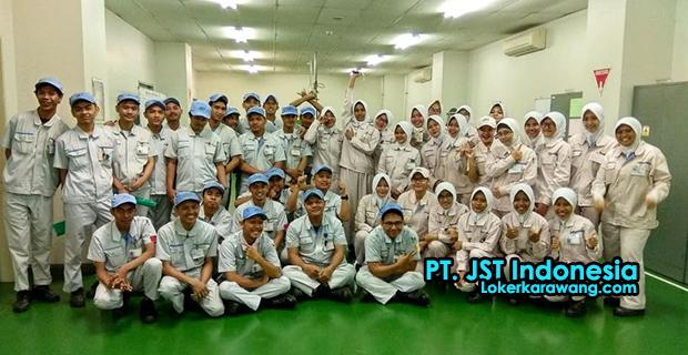 Lowongan Kerja PT. JST Indonesia Cibitung 2018