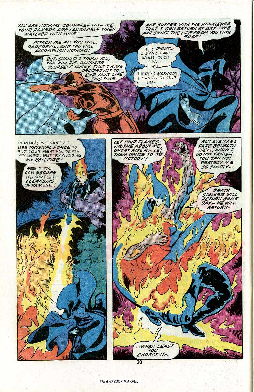 Ghost Rider (1973) Issue #20 #20 - English 32
