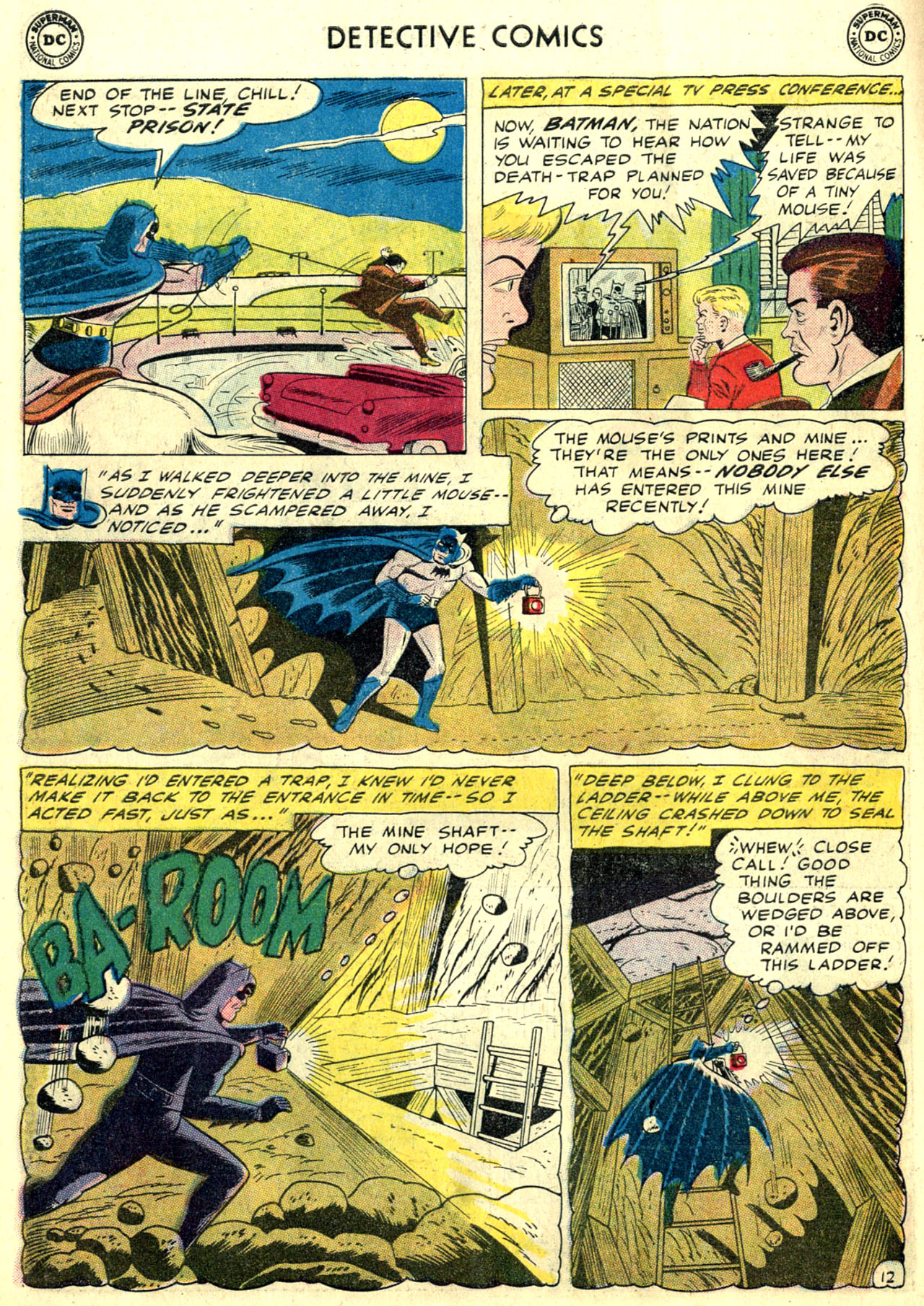Detective Comics (1937) 281 Page 13