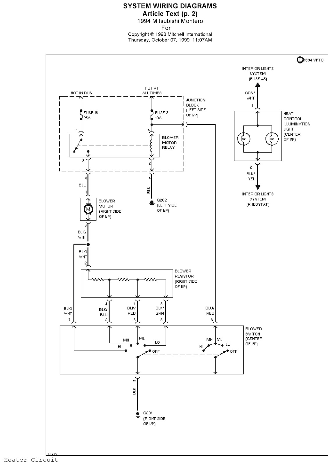 medium resolution of 2002 mitsubishi montero sport radio wiring diagram get 1992 mitsubishi montero wiring