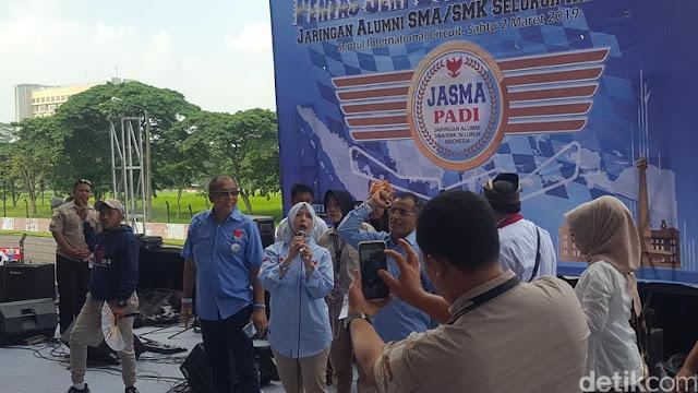 Prabowo dan Panggilan Jasma