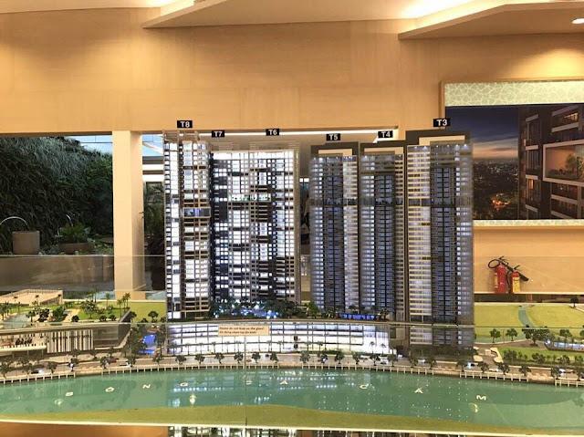 Tháp T8 dự án căn hộ The View riviera Point quận 7. (Tower 8)