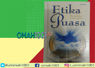 E-Book: Etika Puasa, Persembahan untuk Tuhan