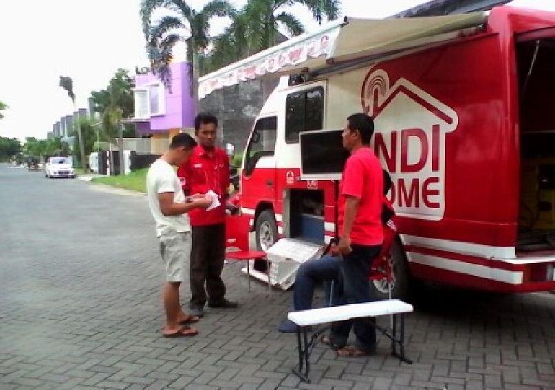 tarif IndiHome IndiHome Sorong Kepulauan - Kota Sorong