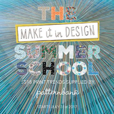 print & pattern: SUMMER SCHOOL - make it in design