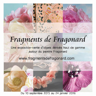 "exposition ""Fragments de Fragonard"", Galerie de la Marraine"
