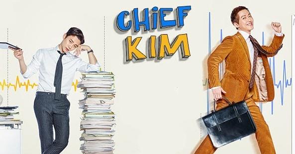 drama korea tentang karir dan kerja chief kim