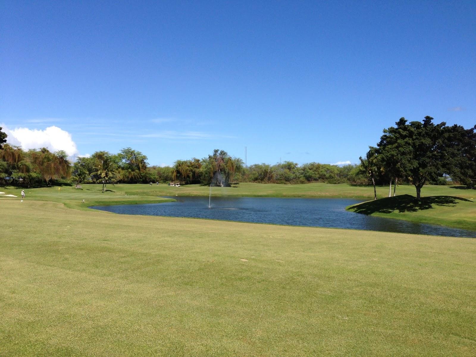 Hawaii Kai Golf Course Restaurant Menu