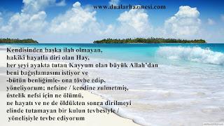 Allah affetmeyi sever