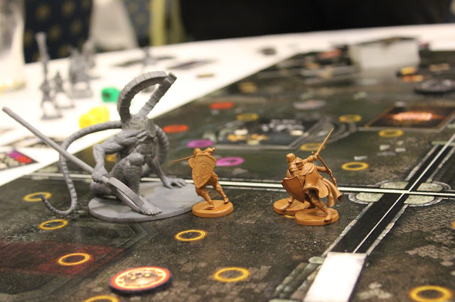 SteamCon 2016 - Dark Souls Titanite Demon