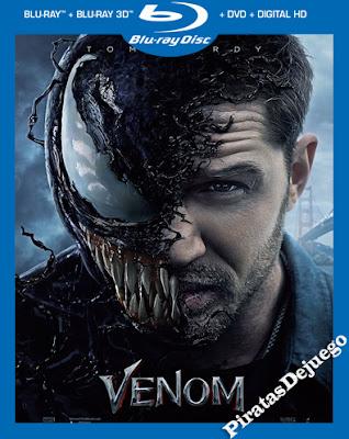 Venom (2018) HD 1080P Latino