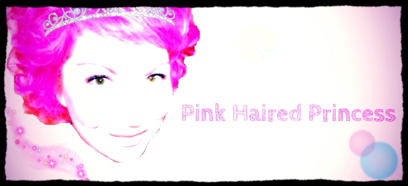 Pink Haired Princess