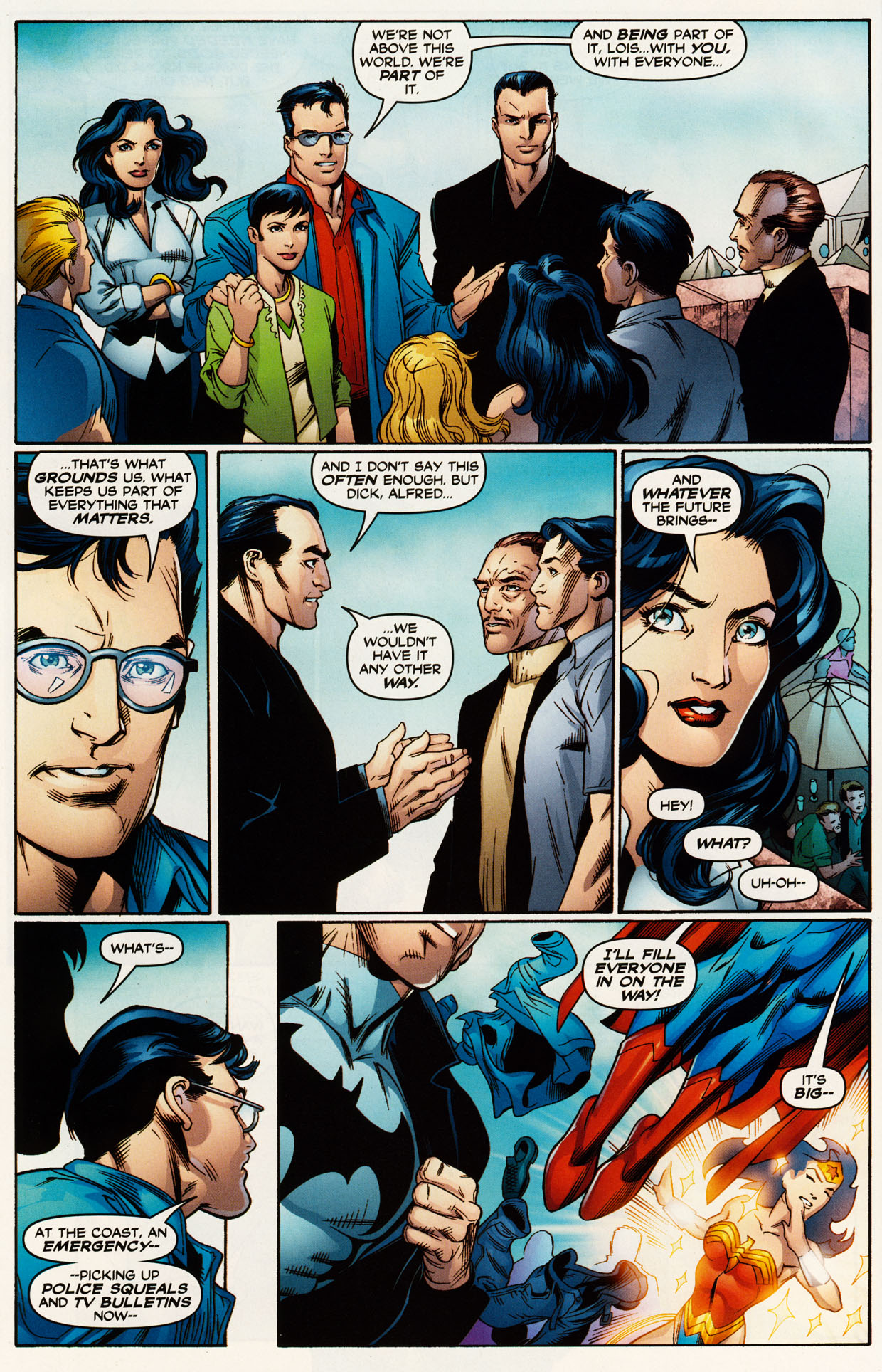 Read online Trinity (2008) comic -  Issue #52 - 29