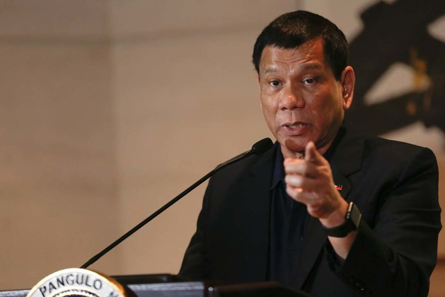 Duterte questions Congress: Why was rape taken out?