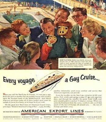 Every Voyage a Gay Cruise