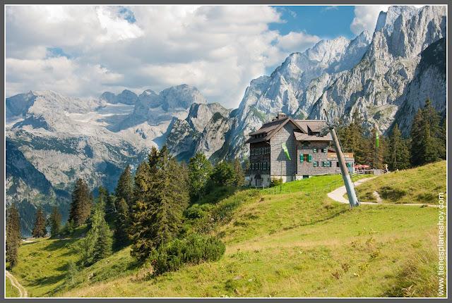 Glaciar Dachstein (Austria)