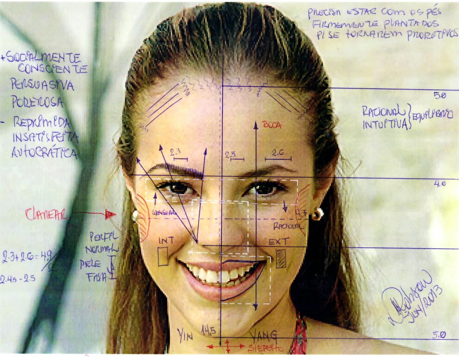PAOLA OLIVEIRA E O VISAGISMO. Consultoria Visagista Facial Parcial a15ed7f35f