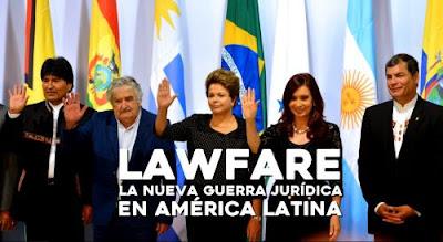 ¿Que es el Lawfare?