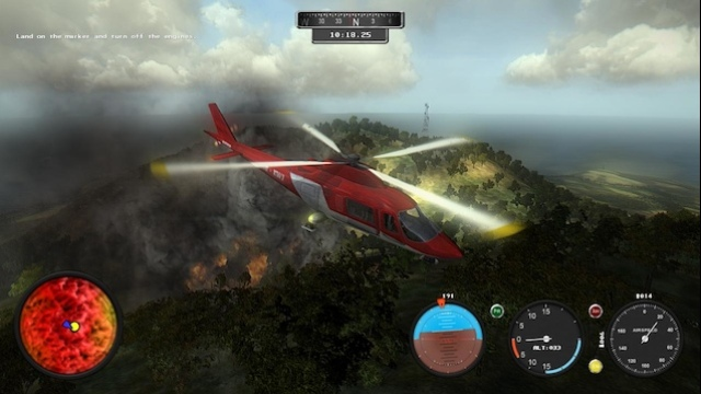 Download Helicopter Simulator Search and Rescue PC Gameplay