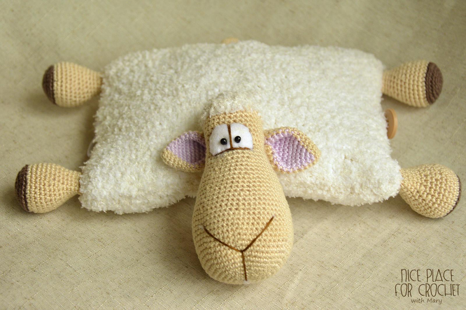 игрушка подушка схема