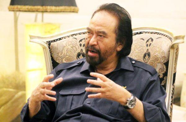 Alasan Surya Paloh Tidak Mau Menjadi Cawapres Jokowi