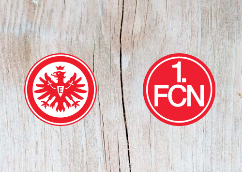 Eintracht Frankfurt vs Nurnberg - Highlights 17 March 2019