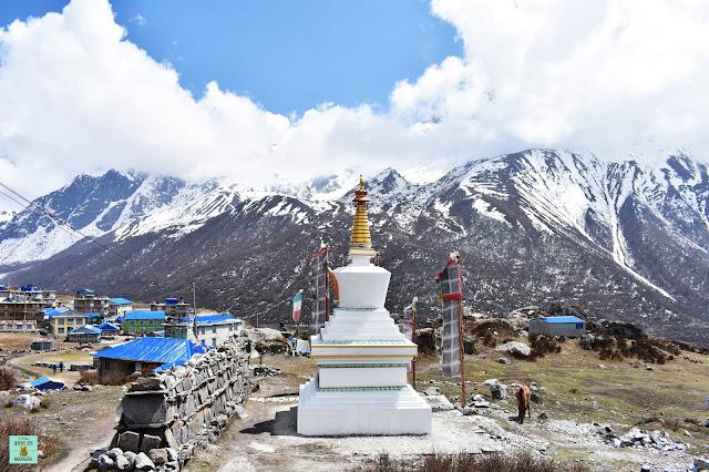 Valle Langtang, Nepal