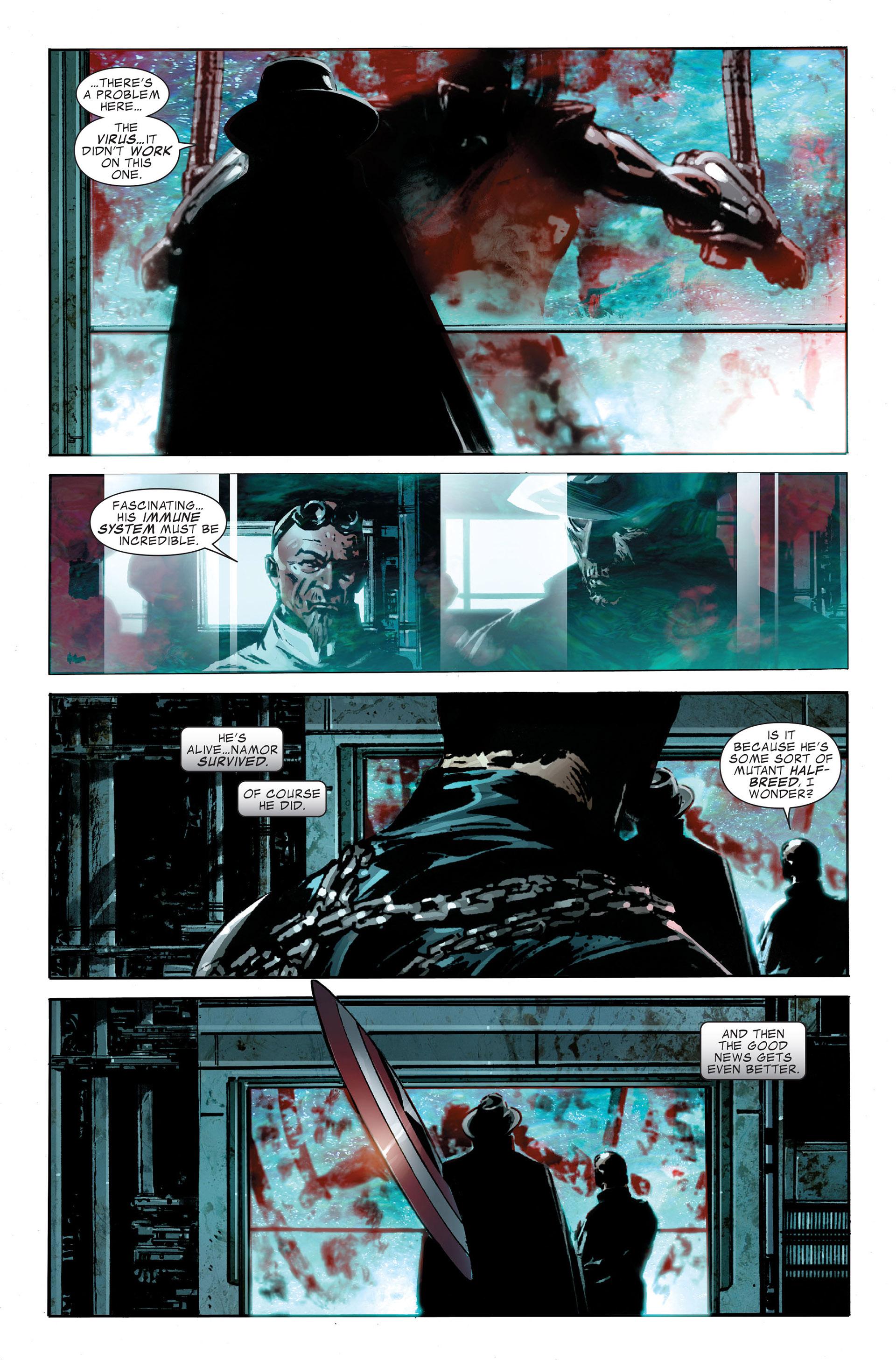 Read online Captain America (2005) comic -  Issue #48 - 7