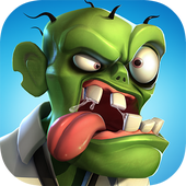 Clash of Zombies 2 Atlantis Terbaru Mod Apk v1.0.1