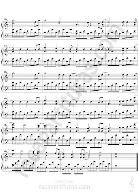 2 Partitura de Piano Fácil de All of Me de John Legend Easy Sheet Music for Piano Beginners All of Me Music score