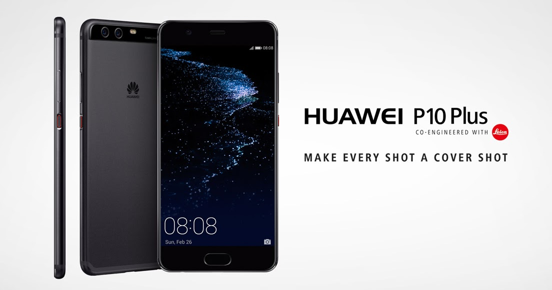 Huawei P10 Plus Android 8