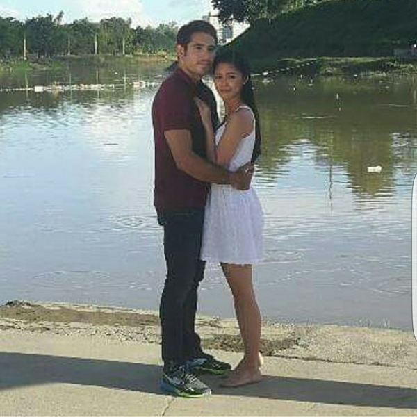 Photos: Kim Chiu and Gerald Anderson for Ikaw Lang Ang Iibigin teaser shoot