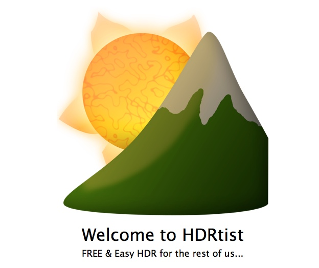 HDR写真ソフト HDRtist