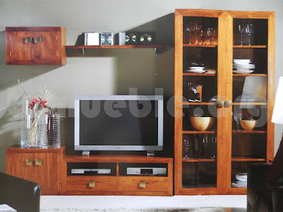 mueble modular en teca 16