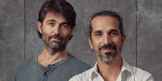 Javier Ruiz de Caldera, Alberto de Toro, Malnazidos, rodaje