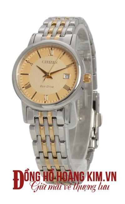 mua đồng hồ citizen nữ
