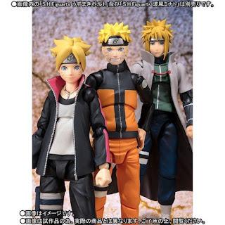 """S.H.Figuarts Naruto Uzumaki Sennin Mode Kanzenban ver. de """"Naruto Shippuden"""" - Tamashii Nations"""