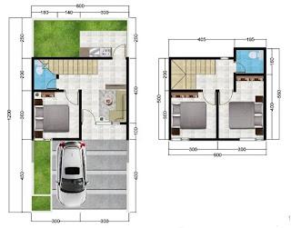 Perumahan Ciwastra Bandung Rumah 2 Lantai