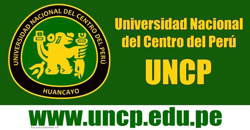 UNCP: Resultados Simulacro 2019-2 (Sábado 10 Agosto) Orden de Mérito por Carreras - Lista Aprobados - Simulacro Examen de Admisión - Universidad Nacional del Centro del Perú - www.uncp.edu.pe